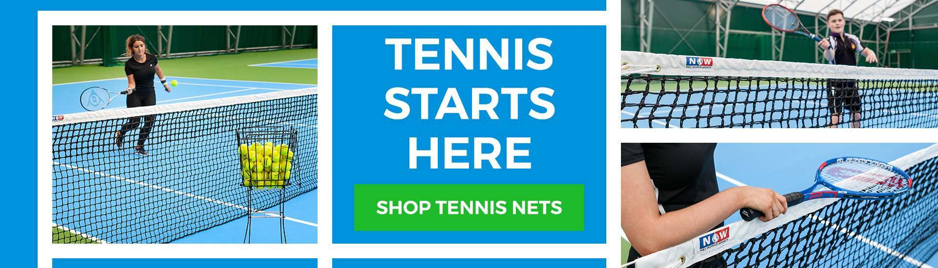 Tennis Starts Here