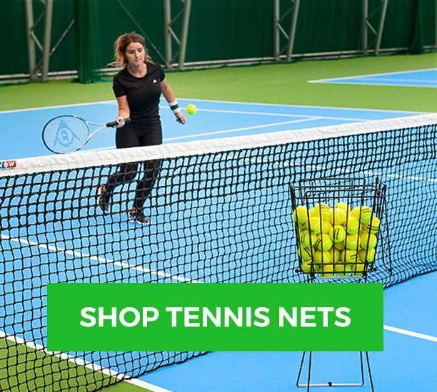 Shop Tennis Nets