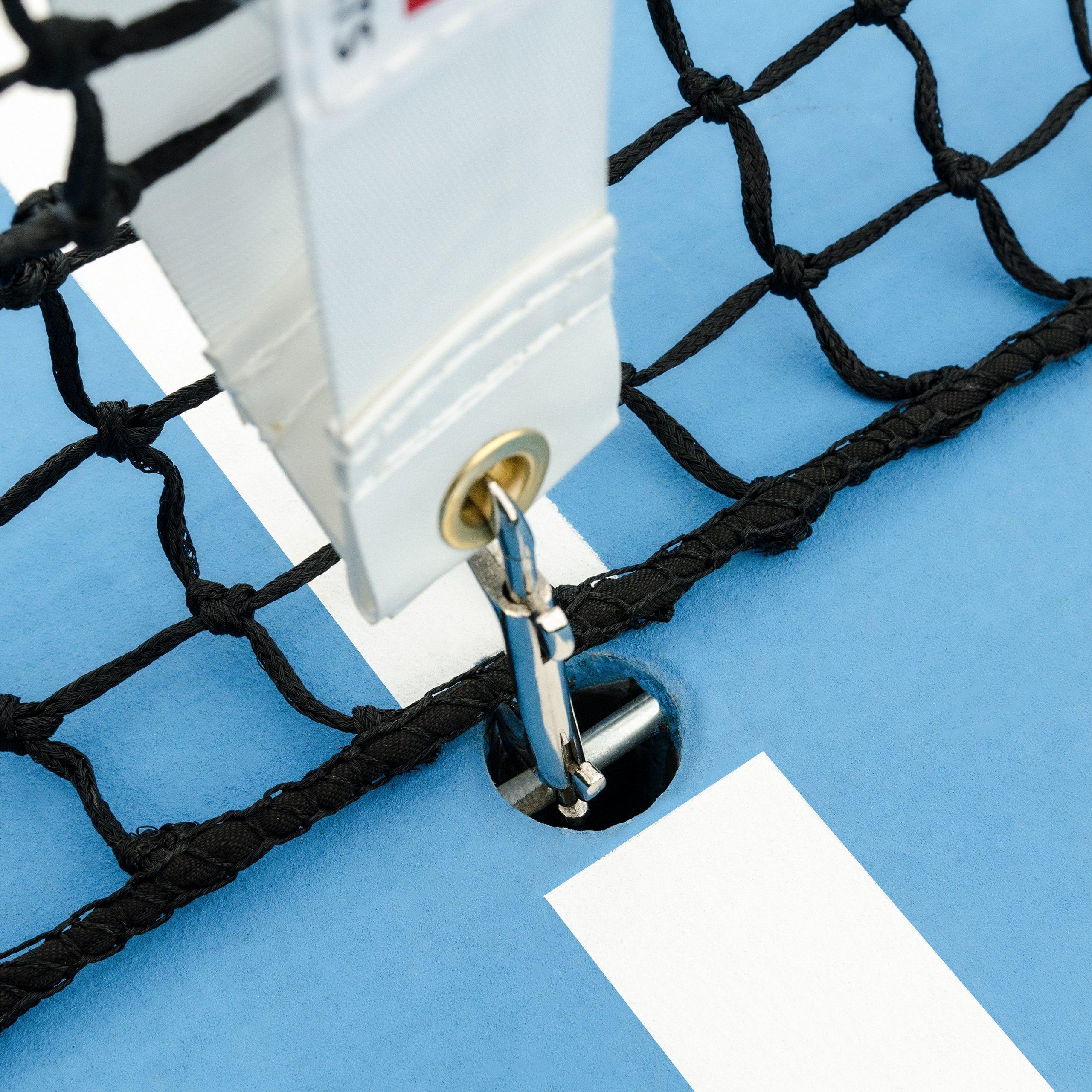 Tennis Net Centre Strap Buckle